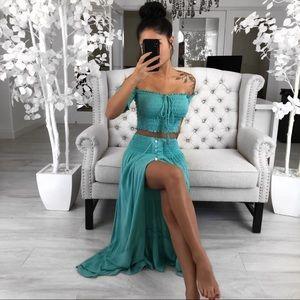 Dreamer Turquoise 2PC Set